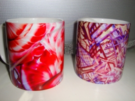 Ceramic Mugs Abstract designs